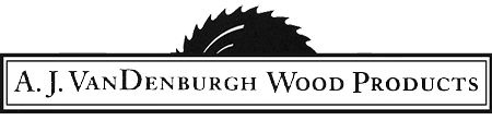 A J VanDenburgh Wood Products logo